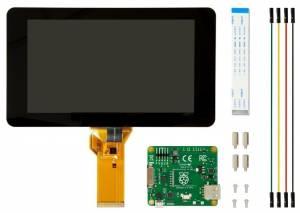 Ecran tactile LCD 7