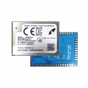 SRM200A Module Quad-mode Sigfox Monarch BLE 5.0 Wifi GPS