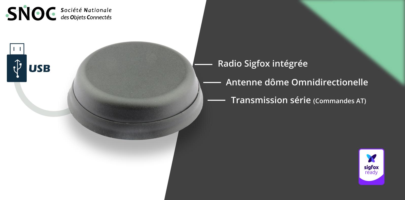 yadom presente l'antenne acive tout-en-1 Neomni Smart Connect
