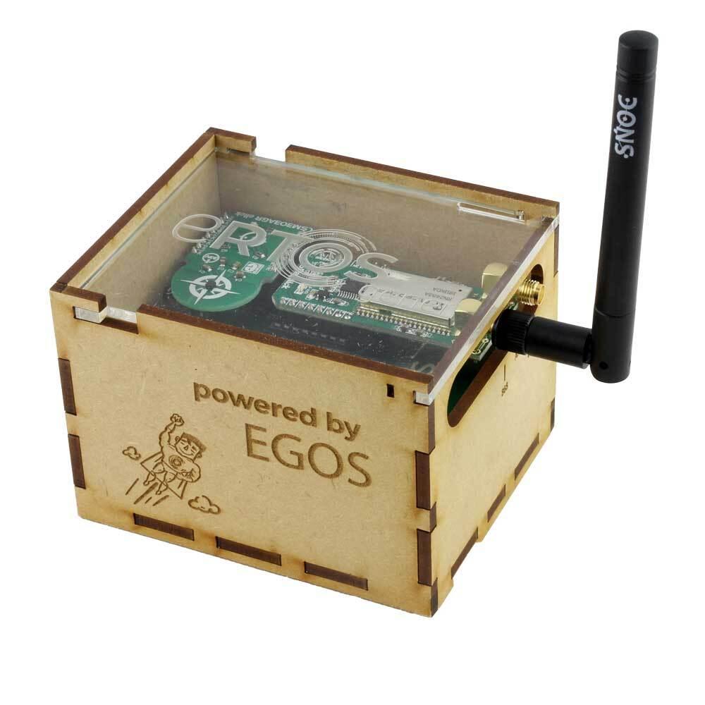 Boîtier personnalisés EGOS